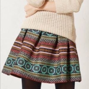 Stunning skirt purchased at Anthropologie. Size10